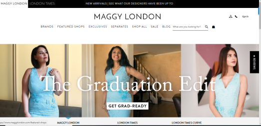 Maggy Website